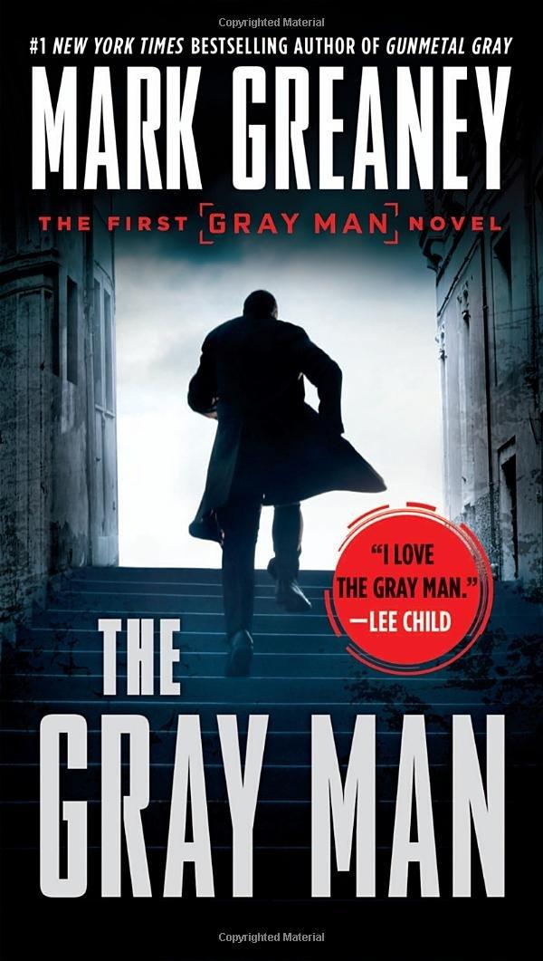 The Gray Man: Greaney, Mark: 9780515147018: Amazon.com: Books
