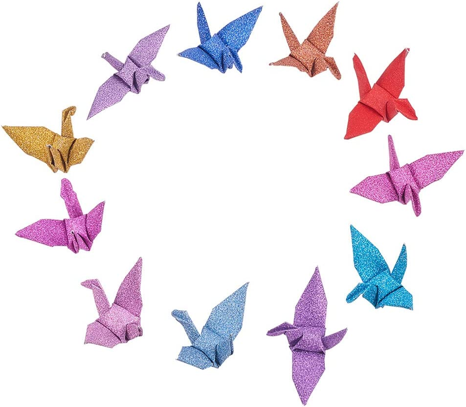 Origami Animals Easy Easy Origami Crane Folding Instructions ... | 844x964