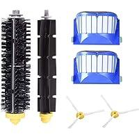 AML Kit Escovas Filtros Irobot Roomba 585 595 600 620 630 650 660 680 690