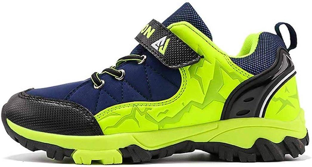 Chaussures de randonn/ée pour Enfants Automne et Hiver Chaussures de Sport de Plein air pour Enfants Chaussures de randonn/ée Chaussures de Course l/ég/ères r/ésistantes /à lusure Chaussures de Voyage