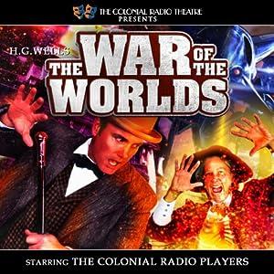 The War of the Worlds (Dramatized) Radio/TV Program