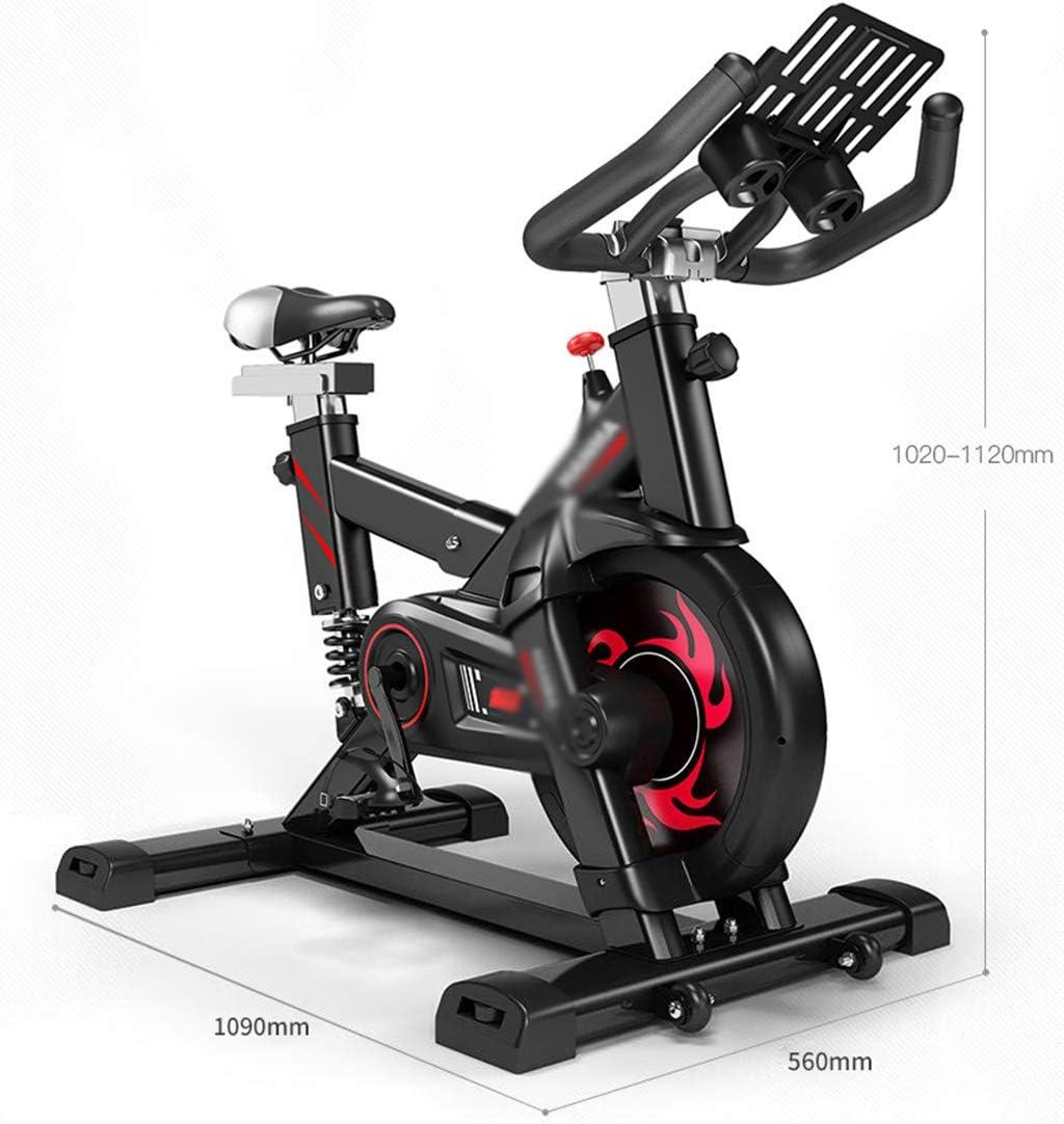 Zhiniu Work out Bicicleta Estática, Spinning Bike Run Bicicleta ...