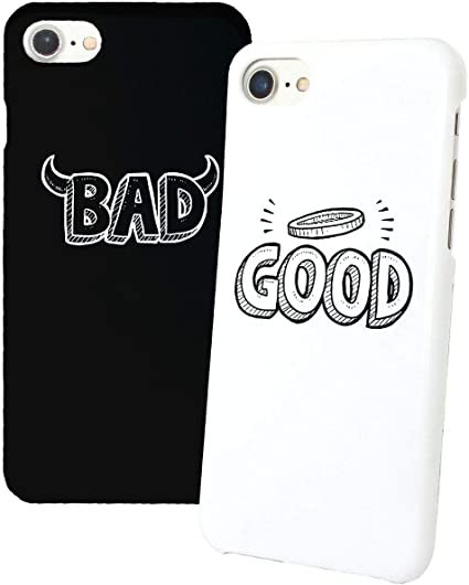 Fundas Bitches Best Friends BFF Clear Soft Silicone Phone Cover