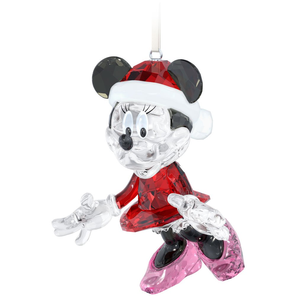 amazoncom swarovski crystal ornament 5004687 disney minnie mouse home kitchen