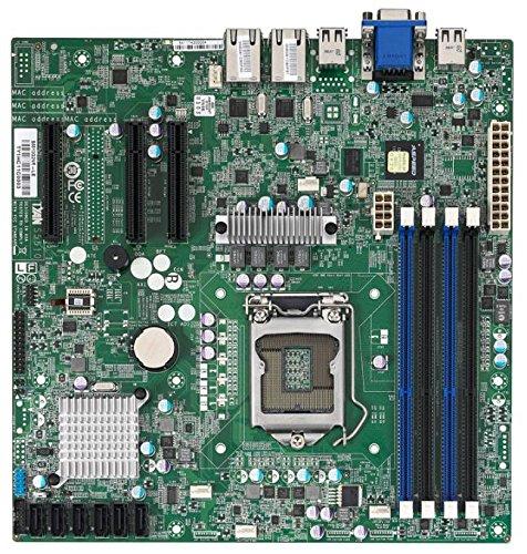 Tyan Pcie Motherboard (Tyan Intel C204 DDR3 ECC UDIMM LGA 1155 Micro ATX Server Motherboard S5510GM3NR)