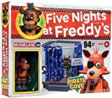 Kids BEST Seller Five Nights at Freddys Pirate Cove Construction Set COVE
