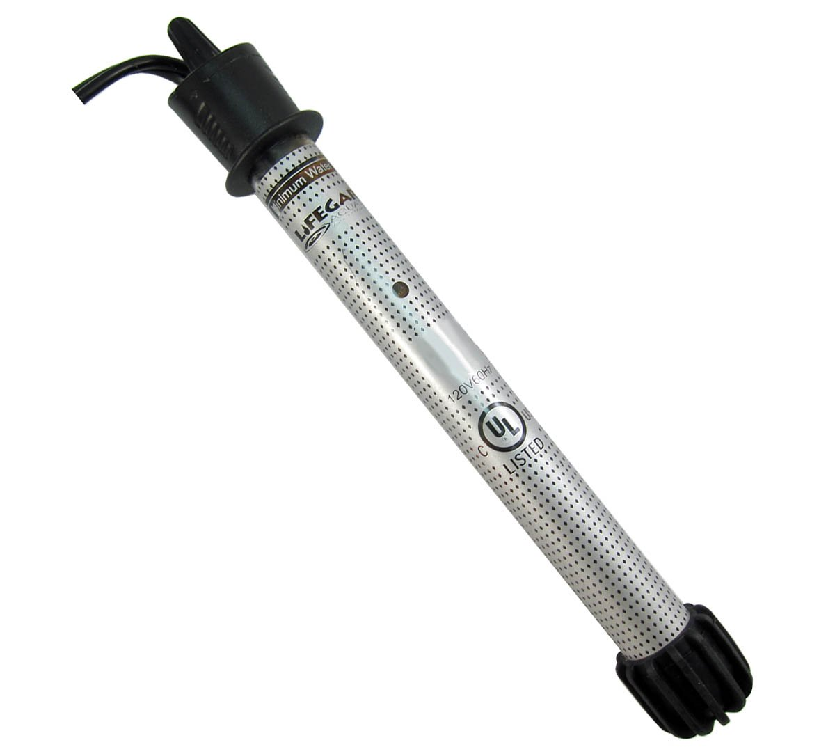Lifegard Aquatics 300 Watt Adjustable Quartz Glass Aquarium Heater