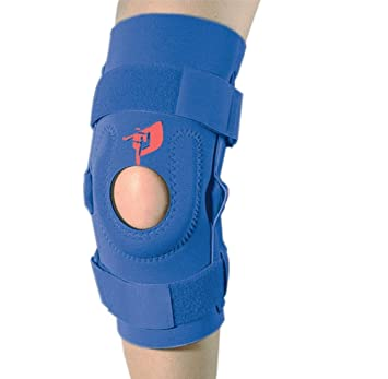 a526b37cde Image Unavailable. Image not available for. Color: Palumbo Universal Knee  Brace ...