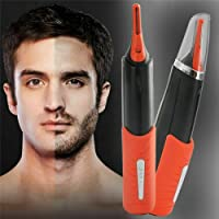 2 In 1 Electric Nose Ear Trimmer Multi-Functional Men's Hair Remover Dual End Micro Trimmer