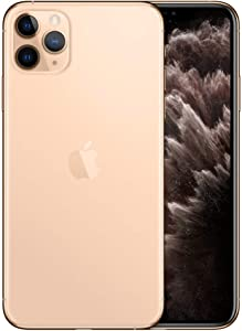 Apple iPhone 11 Pro, 64GB, Gold - For AT&T (Renewed)