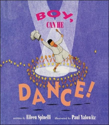 Read Online Boy, Can He Dance! PDF