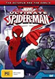 Ultimate Spider-Man - The Octopus and the Goblin [Season 1] [NON-USA Format / PAL / Region 4 Import - Australia]
