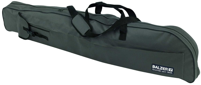 Balzer Rutentasche 1,25m 3-5 Ruten Tasche 125cm Kescher Rutenfutteral Futteral