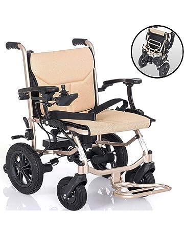 Amazon.es: Sillas de ruedas eléctricas: Salud y cuidado personal