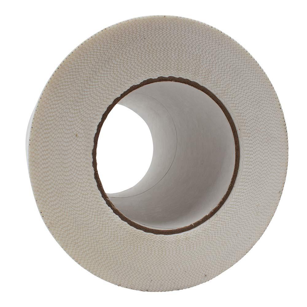 6 x 180 x 7.5 mil Collision Crash Wrap Tape Polyethylene Serrated Edge Weather Moisture Resistant Seal Wrap Secure