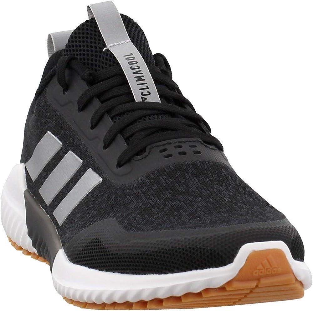 black adidas runners womens