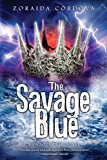 The Savage Blue (The Vicious Deep Book 2)