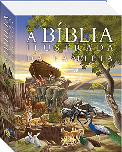 Bíblia Ilustrada Família Vários Autores