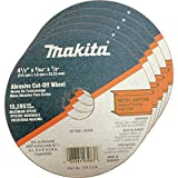 Makita 724115-A-25 Cut Off Wheel, 25-Pack, 4-1/2-Inch