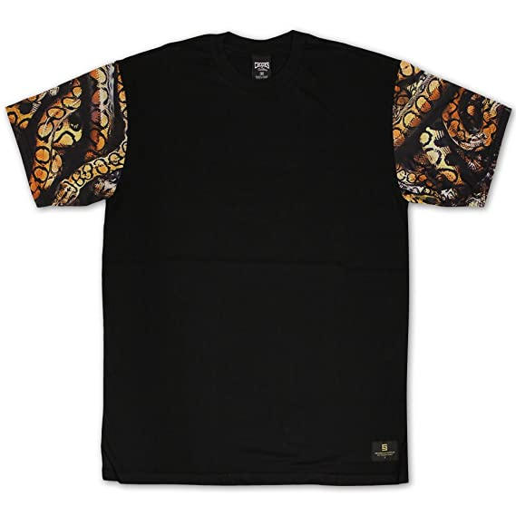 Crooks and Castles Tee Castle Crksull White