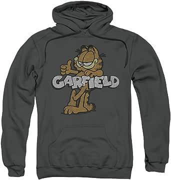 Garfield - Sudadera con Capucha para Adulto, diseño de Gato