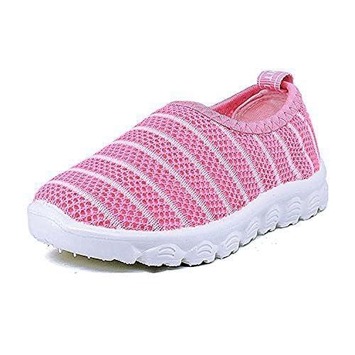 Amazon.com: Sandalias de malla transpirable para niños y ...
