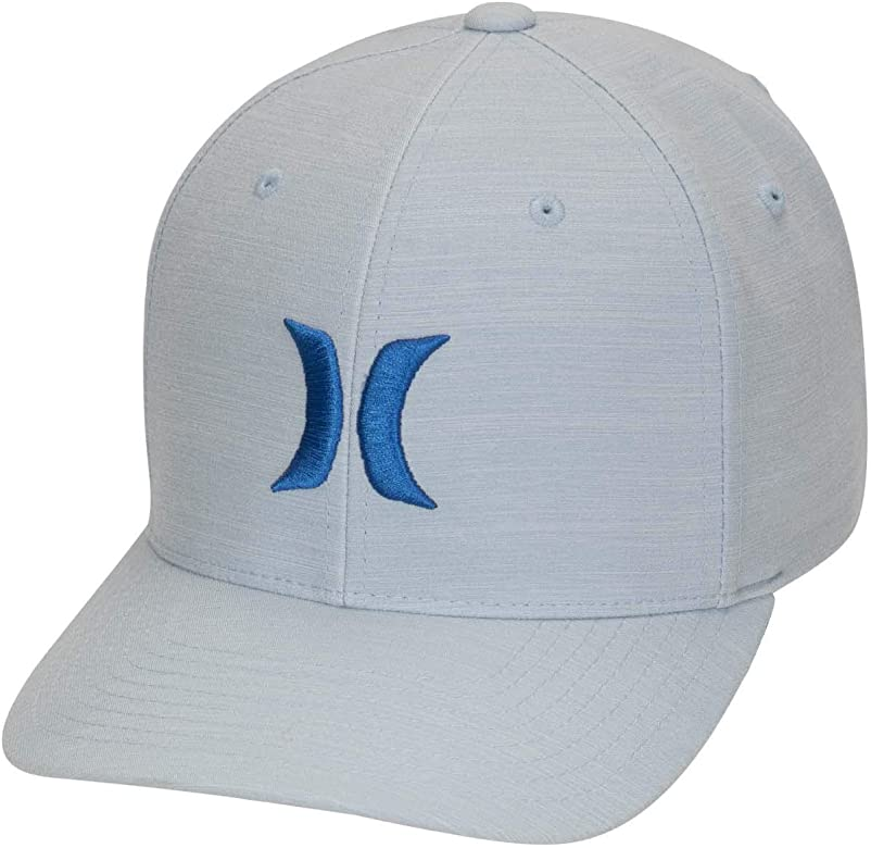Hurley M Dri-Fit Cutback Hat Gorra, Hombre, Deep Royal Blue, L/XL ...