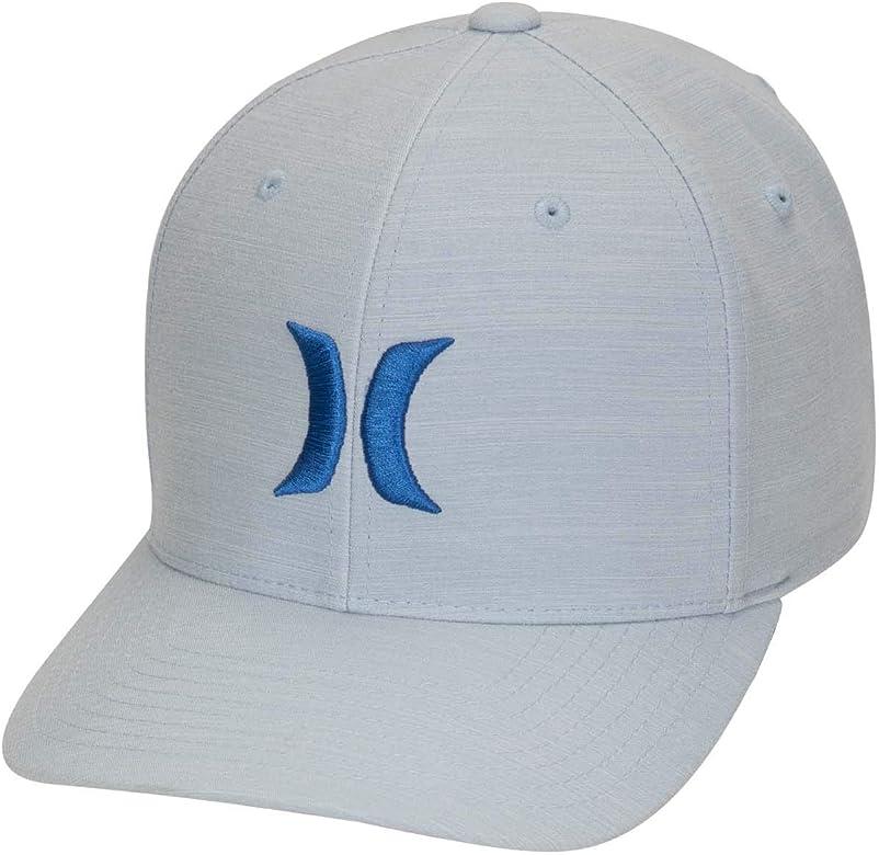Hurley M Dri-Fit Cutback Hat Gorra, Hombre, Deep Royal Blue, L/XL ...