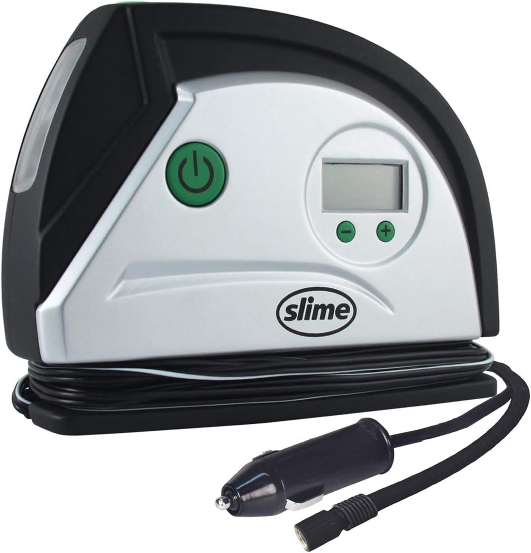 Slime 40051 Digital Tire Inflator (12-Volt)