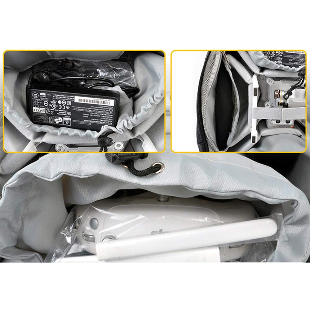 Klions Drone Shoulder Bag Outdoor Backpack Storage Bag for DJI Phantom 3 Professional Advanced Waterproof Shockproof