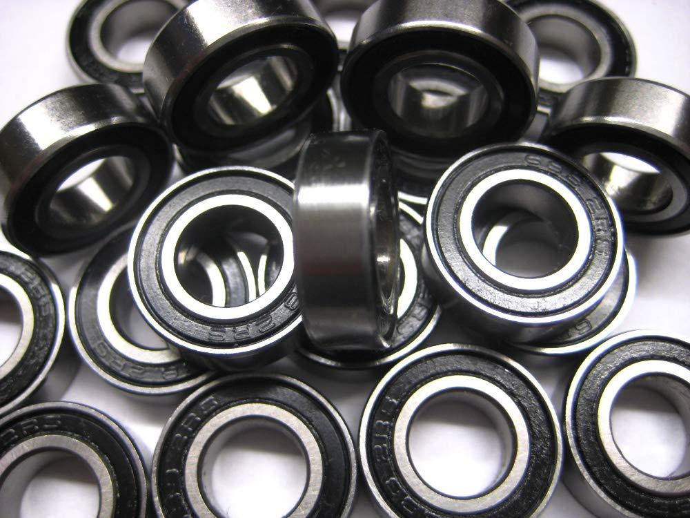 Mojave 1:7 6S BLX Ball Bearing kit Infraction Modellbau-Werkstatt XXL Radlager Kugellager-Set f/ür ARRMA Limitless