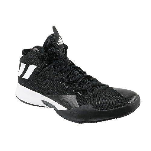 new product d6cae c6005 adidas Dual Threat 2017, Zapatillas de Baloncesto para Hombre Amazon.es  Zapatos y complementos