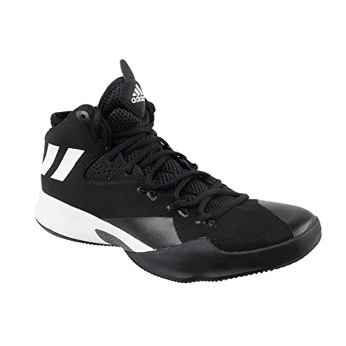 new product 6be57 e997e adidas Dual Threat 2017, Zapatillas de Baloncesto para Hombre Amazon.es  Zapatos y complementos