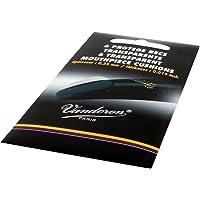 Vandoren VMC6 Mouthpiece Cushions; Clear; Thin; 0.35mm/.014; Pack of 6