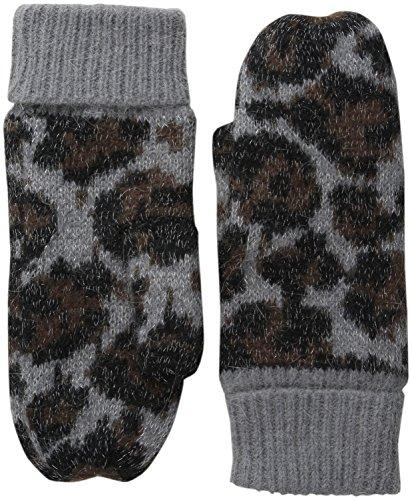 BADGLEY MISCHKA Women's Ocelot Mittens