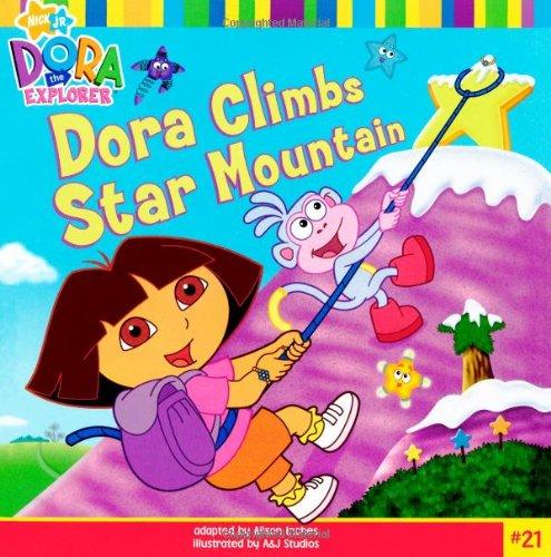 Dora Climbs Star Mountain (Dora the Explorer 8x8 (Quality))