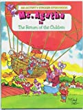 Ms. Agatha in the Return of the Children, David Gamtz, 0671642065