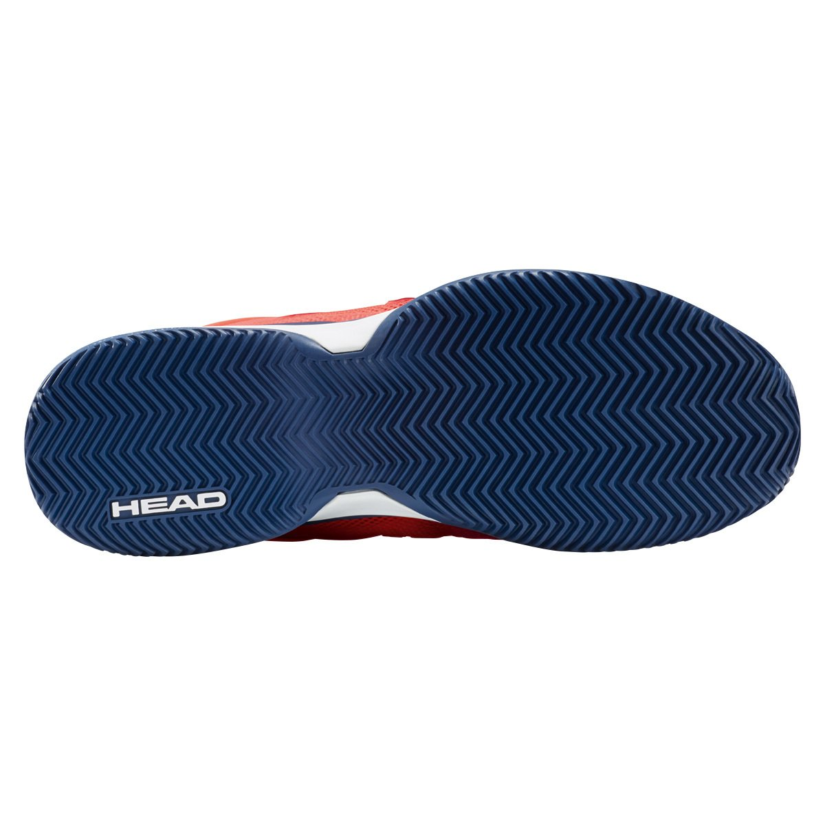 Head REVOLT PRO 2.5 CLAY AZUL NARANJA FLUOR 273018 BLFO: Amazon.es ...