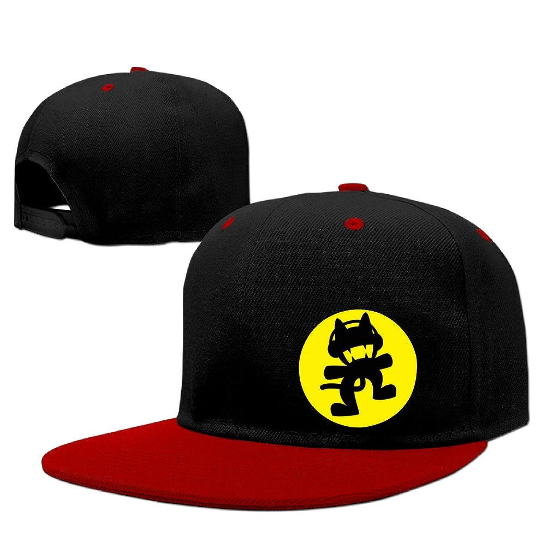 MYDT1 Unisex Monstercat Adjustable Hip Hop Baseball Caps Hats