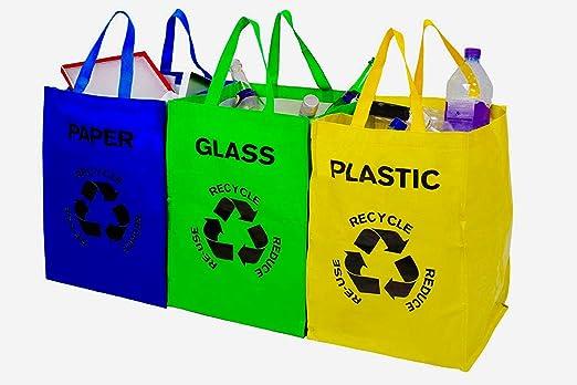 ADEPTNA - Bolsas de Reciclaje Reutilizables de Alta ...