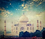 Home Comforts LAMINATED POSTER Taj Mahal, India (5), Vintage 24x36 Poster Print