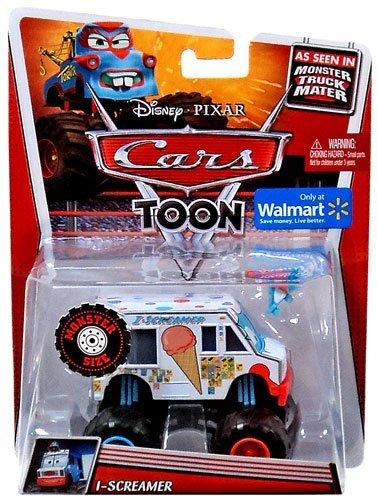 2013 Disney Pixar Cars Toon Deluxe I-Screamer