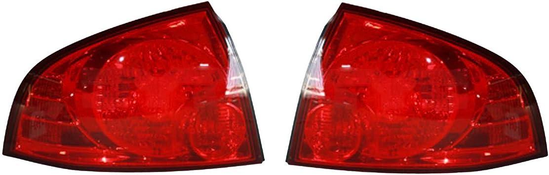 Rear Brake Tail Lights for 2004-2006 NISSAN SENTRA Left Right Sides Pair