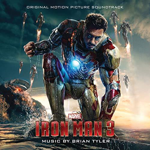 iron man 3 soundtrack - 1