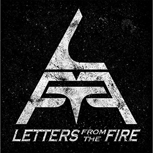 Image result for letters from the fire logo