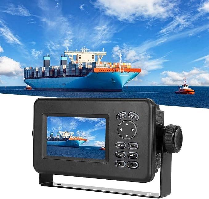 Marine Navigator, profesional Combo LCD de 4,3 pulgadas Marine GPS ...