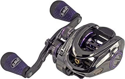 Lews Fishing, Pro-Ti Speed Spool SLP Casting Reel