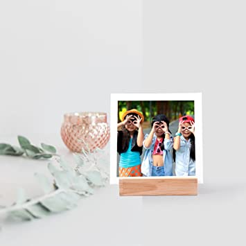 2643198d694 Buy Wooden Photo Stand (Natural) 4