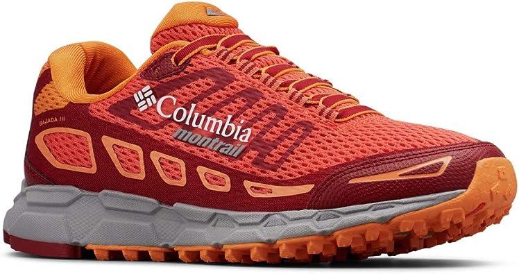Columbia Bajada III, Zapatillas de Trail Running para Mujer: Amazon.es: Zapatos y complementos