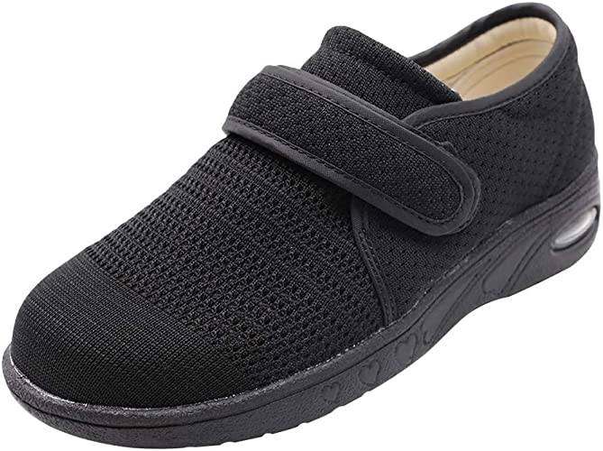 Orthoshoes Women's Wide Fit Trainers